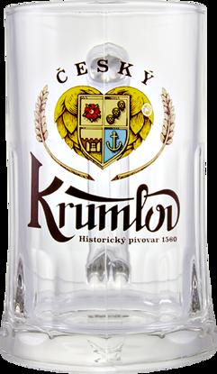 Sklo na pivo, 0,25l, Salzburg