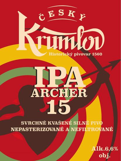 Krumlov 15 IPA  ARCHER
