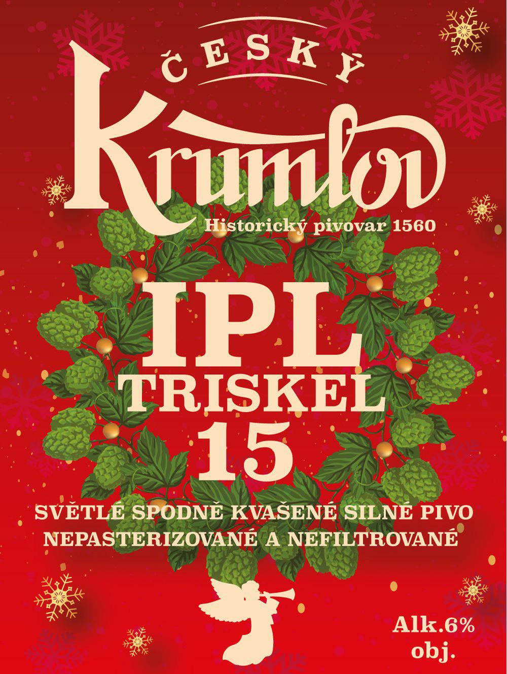 Krumlov 15 IPL TRISKEL