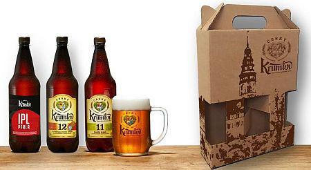 Obrázek pro kategorii Darujte pivo  v dárkovém balení